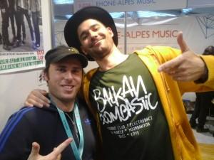 Szam Varadino (Berlin) & DJ Pozor (Budapest)
